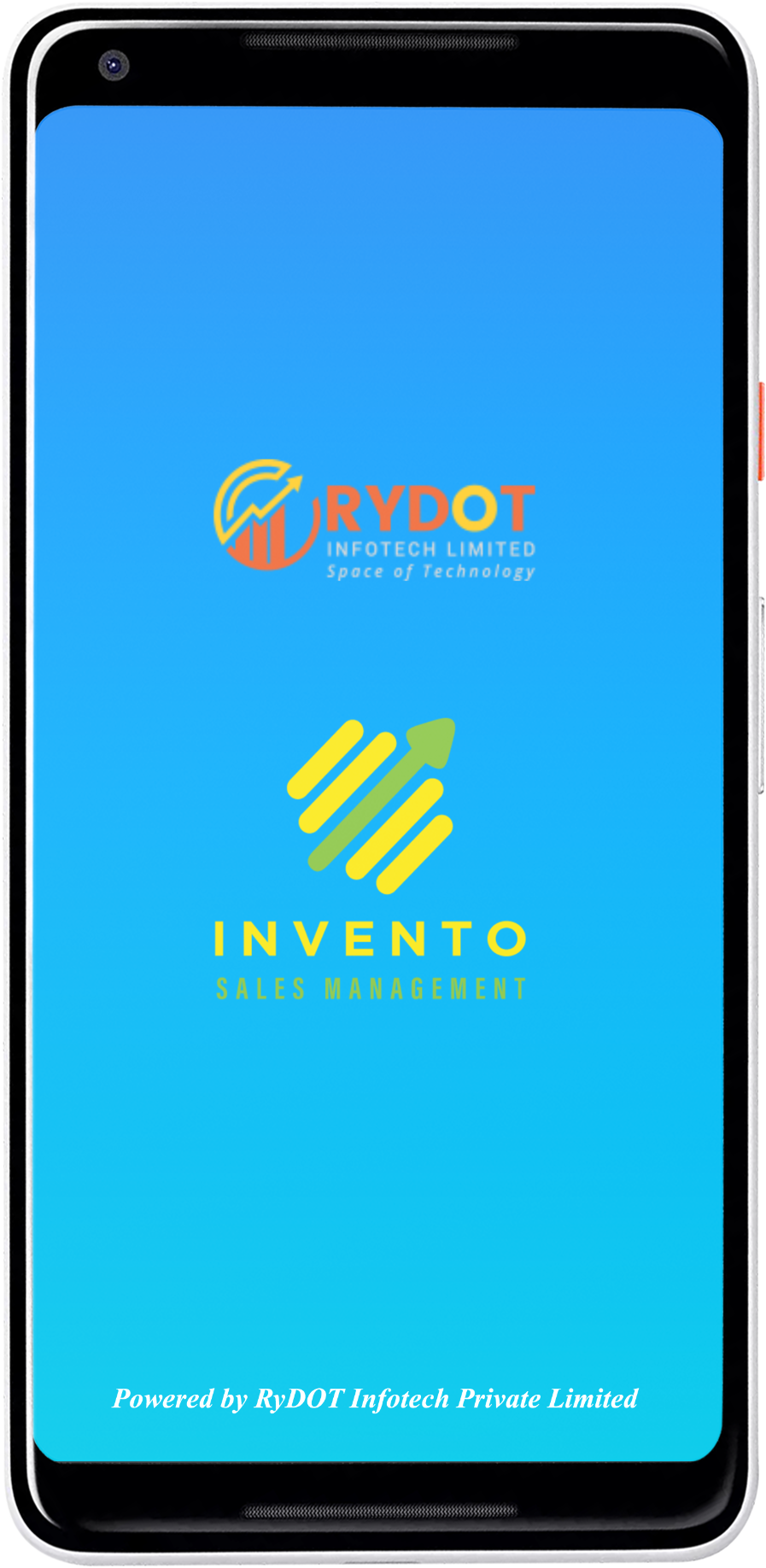 Invento Sales Management System